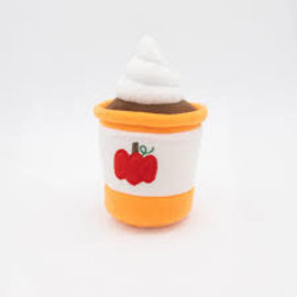Zippy Paws NomNomz Pumpkin Spice Latte