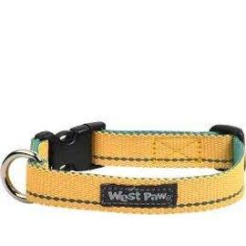 West Paw West Paw Design Strolls Collar Lemon Tree SM