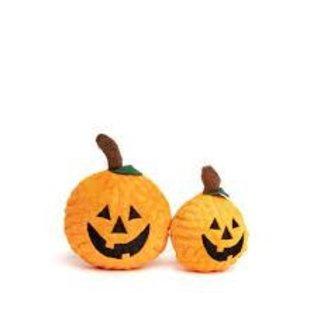 FabDog Fabdog Halloween Pumpkin Ball Small