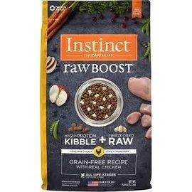 Instinct Nature's Variety Instinct Dog Chicken Raw Boost 4#