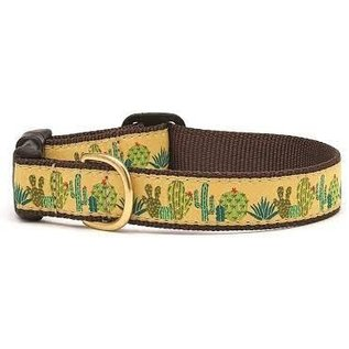 Up Country Up Country Dog Collar Succulents XL