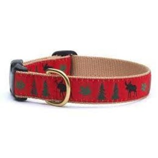 Up Country Up Country Dog Collar Moose LG