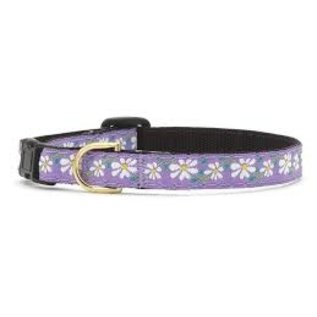 Up Country Up Country Cat Collar Daisy Size 10