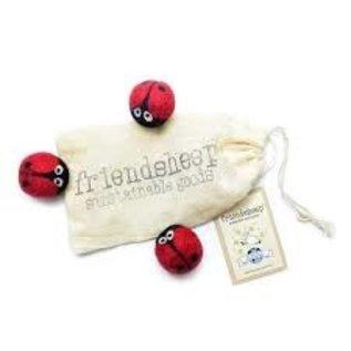 Friendsheep Friendsheep Ladybugs Eco Toy
