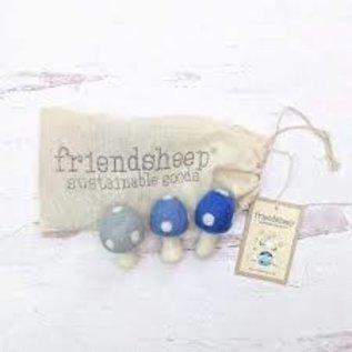 Friendsheep Friendsheep Frozen Mushroom Eco Toys