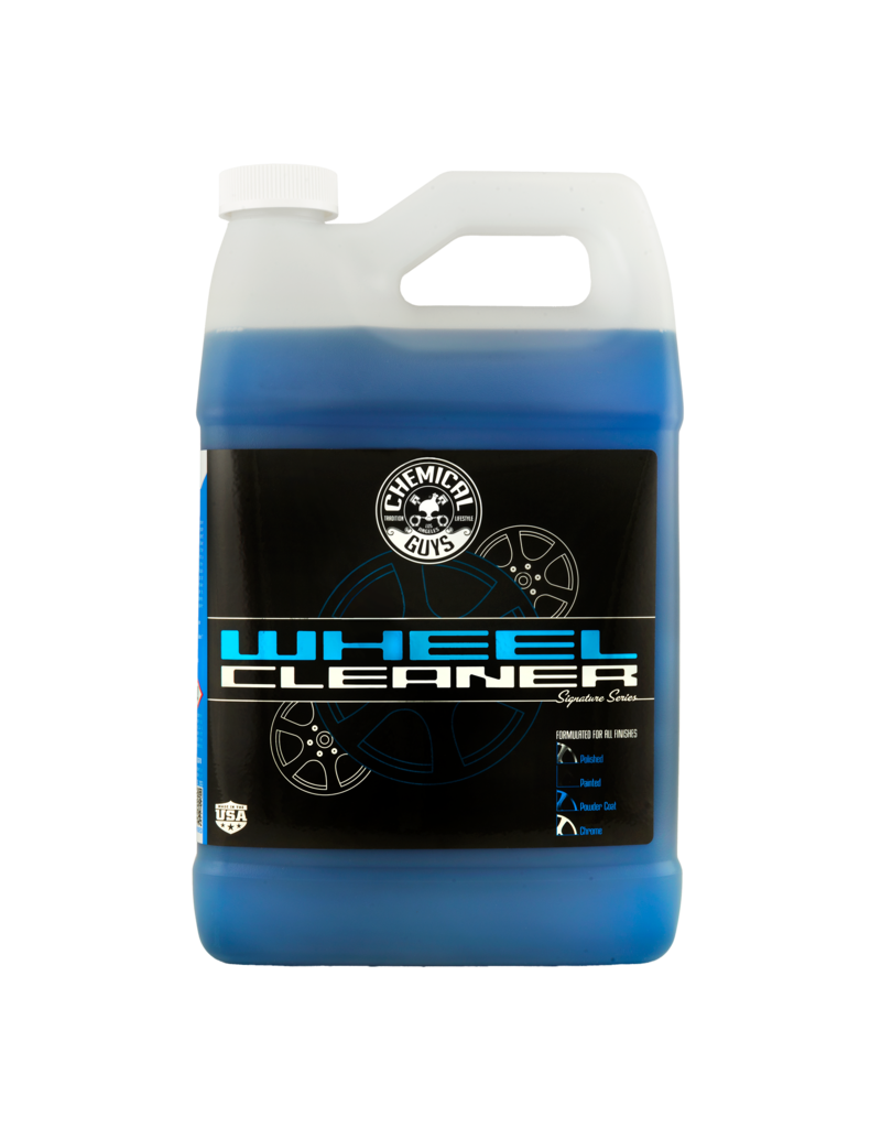 Chemical Guys CLD_203 Signature Series Wheel Cleaner (1 Gal.)-New Formula