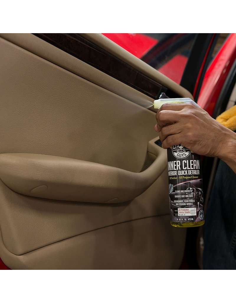 Chemical Guys SPI_663_16 Innerclean-Quick Detailer For Your Autos Interior (16oz)