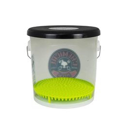 Chemical Guys DIRTTRAP04 Cyclone Dirt Trap-Car Wash Bucket Insert, Lime Green Color, (1 Unit)