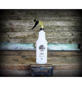 Chemical Guys ACC_136 Acid Resistant Gold Standard Trigger Sprayer & Professional Bottle (32 oz)