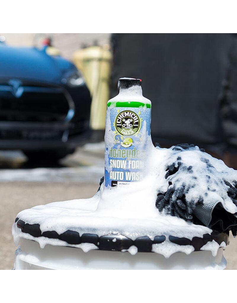 Chemical Guys CWS_110_16 Honeydew Snow Foam- Premium Auto Wash -It's Foam Party Time (16oz)