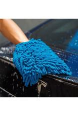 Chemical Guys MIC811 Chennille Microfiber Premium Scratch Free Wash Mitt -Blue