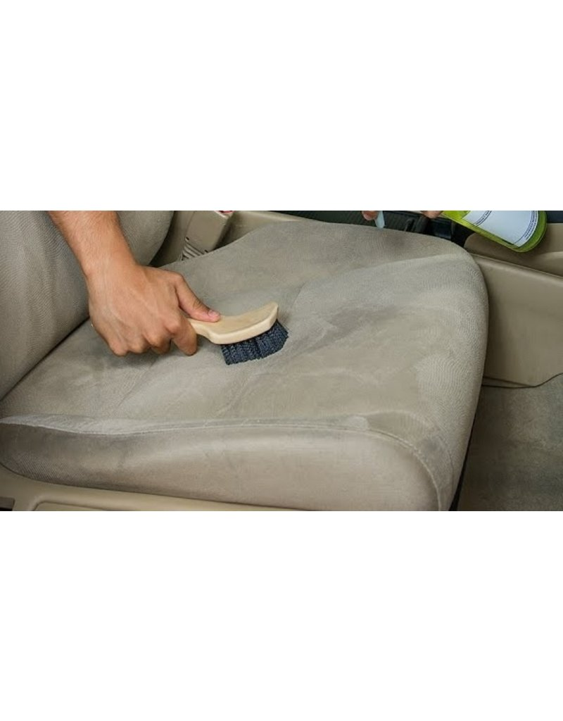 Chemical Guys ACC_G21 The Nifty Brush -Interior Carpet And Upholstery Detailing And Cleaning Brush