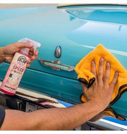Chemical Guys WAC_202_16 Speed Wipe Spray & Streak Free Quick Shine (Anti Static) (16oz)
