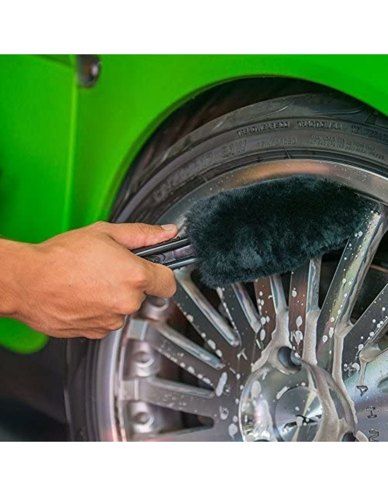 Chemical Guys ACC_B01 Gerbil Wheel Brush-All Surface Premium Wheel & Rim Brush