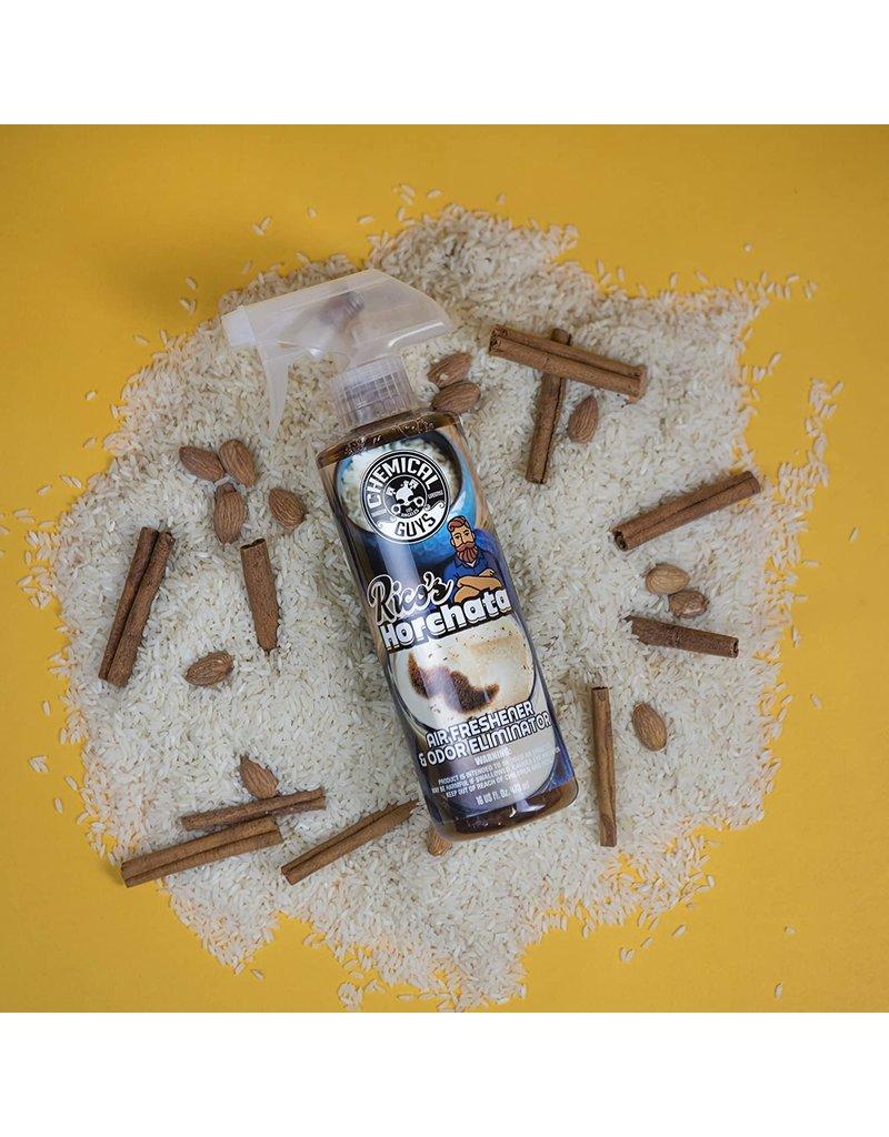 Chemical Guys AIR24016 Rico's Horchata Air Freshener & Odor Eliminator (16 oz)