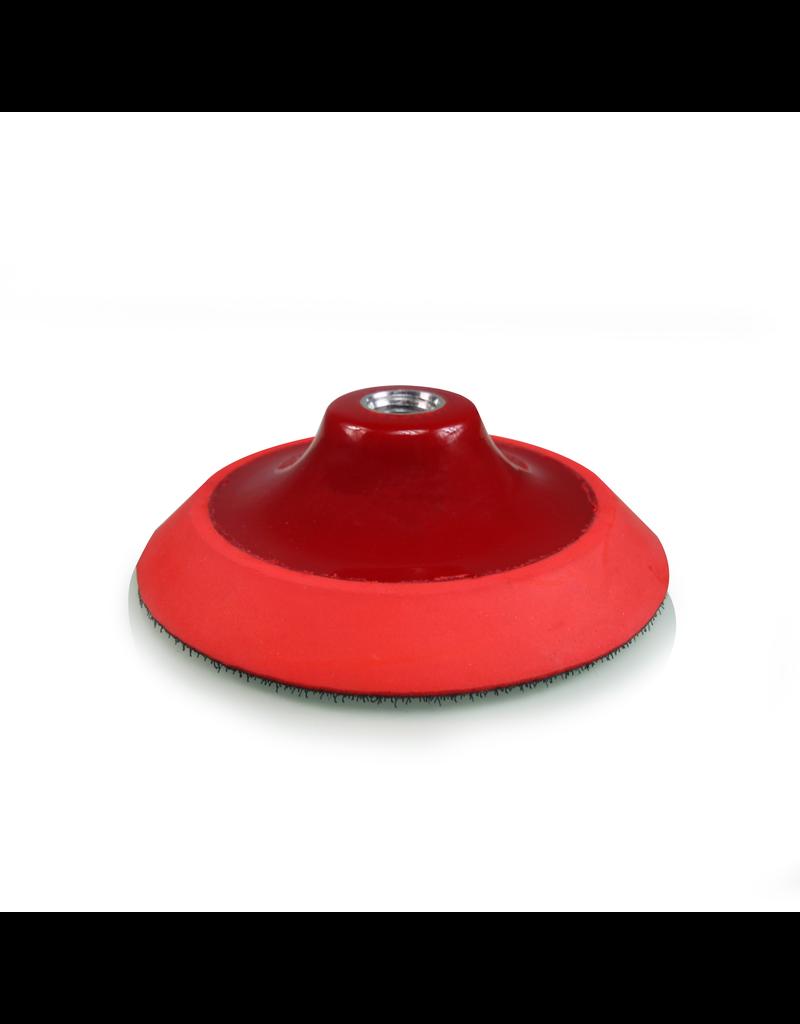 "TORQ Tool Company BUFLC_301 TORQ R5 Rotary 5"" Rotary Red Backing Plate"