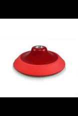 "TORQ Tool Company BUFLC_302 TORQ R5 Rotary 6"" Rotary Red Backing Plate"