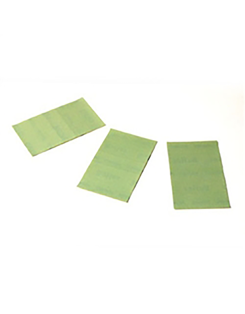 Chemical Guys FLEX_SHEETS_L_3 Light-Cut 2500 Grit Latex Self Adhesive Sanding Sheets (3 Sheets)