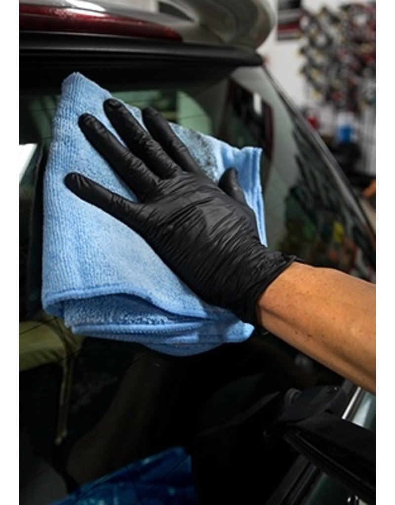 "Chemical Guys MIC30103 Chubby Supra Microfiber Towels, 16.5"" X 16.5"" (3 Pack)"