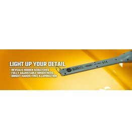 EQP400 Ultra Bright XL Rechargeable Detailing Inspection LED Slim Light
