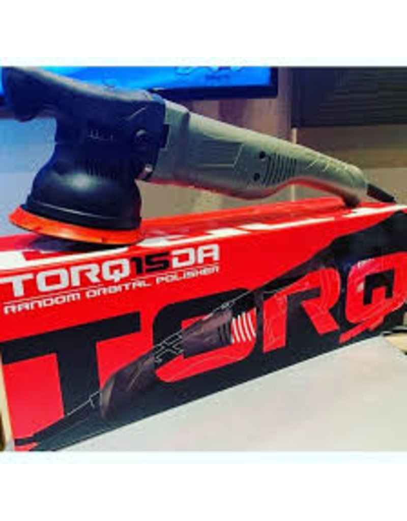 TORQ TORQ15DA 15mm Long-Throw Random Orbital Polisher
