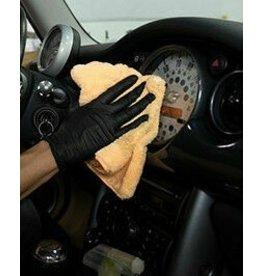 Chemical Guys MIC30303 El Gordo -Orange Banger Professional Fat Microfiber 70/30 Extra Thick Supra Microfiber Towels 16 X 16 (3 Pack)