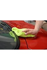 Chemical Guys MIC32303 El Gordo -Professional Fat Lime Green Microfiber 70/30 Thick Supra Microfiber Towels 16.5 X 16.5 (3 Pack)