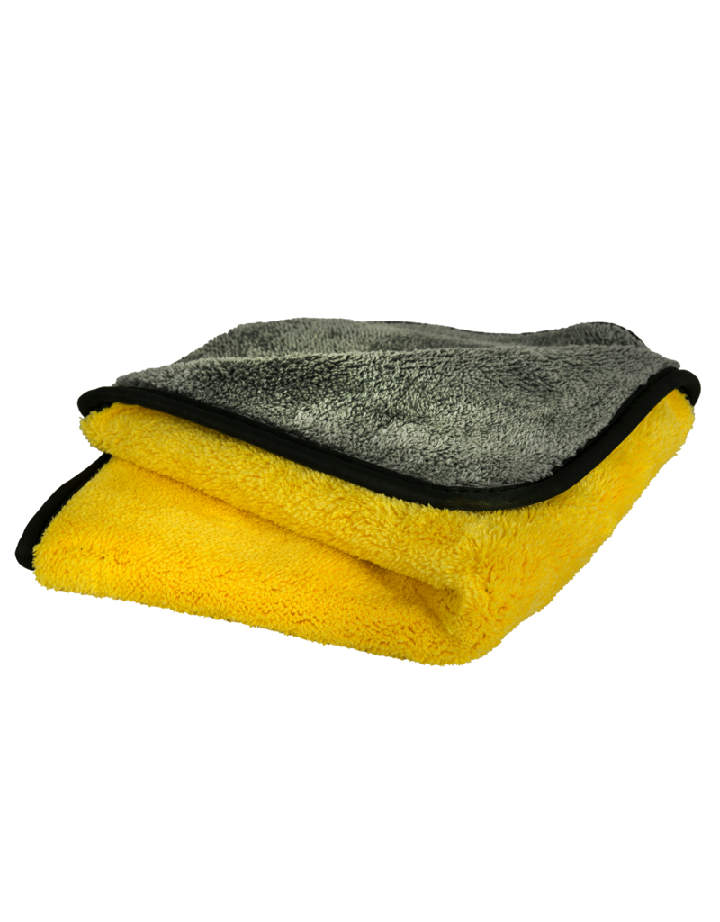 "Chemical Guys MIC_1001 Microfiber Max 2-Faced Soft Touch Microfiber Towel (16"" X 16"")"