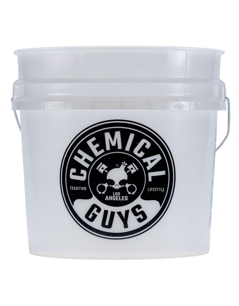 Chemical Guys ACC_103 - Heavy Duty Bucket w/ CG Logo (4.25 Gal)