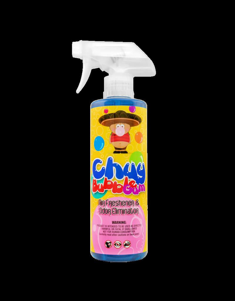 Chemical Guys AIR_221_16 Chuy Bubblegum Scent Air Freshener & Odor Eliminator (16 oz)
