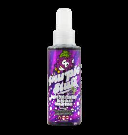 Chemical Guys AIR_222_04 Purple Stuff - Grape Soda Scented Air Shizzle & Odor Eliminator (4 oz)