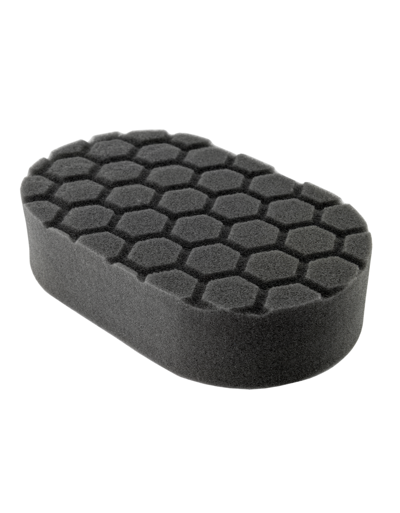 Hex-Logic BUFX_203 Black Hex Logic Hand Applicator Pad