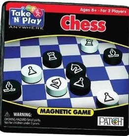 Patch Magnetic Chess - Take N Play Anywhere