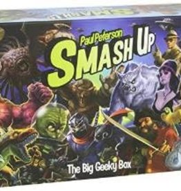 AEG Smash Up: Big Geeky Box