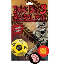 Steve Jackson Games Zombie Dice School Bus Expansion