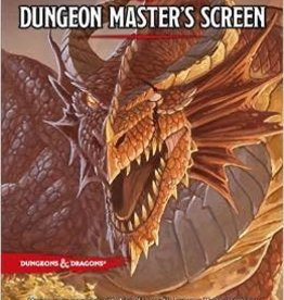 """Wizards of the Coast DUNGEONS & DRAGONS RPG: NEXT """"DUNGEON MASTER'S SCREEN"""""""