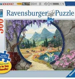 Ravensburger Into a New World 300pc Large Piece Ravensburger Jigsaw Puzzle