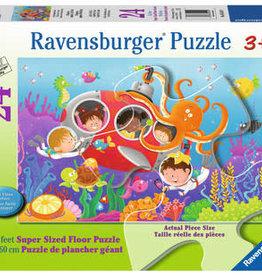 Ravensburger Deep Diving Friends 24pc Floor Puzzle