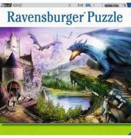 Ravensburger Mountains of Mayhem 200pc Ravensburger Puzzle