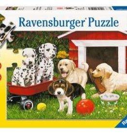 Ravensburger Puppy Party 60pc Ravensburger Puzzle