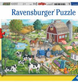 Ravensburger Home on the Range 60pc Ravensburger Puzzle