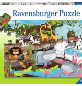 Ravensburger Day at the Zoo