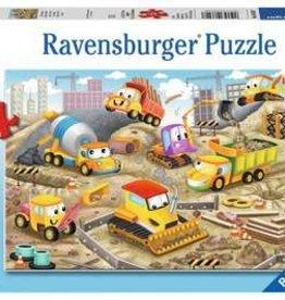 Ravensburger Raise the Roof! 35pc