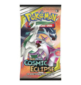 Pokemon Pokemon Sun & Moon 12: Cosmic Eclipse Booster pack