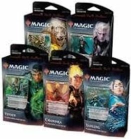 Wizards of the Coast MAGIC THE GATHERING: CORE 2020 Planeswalker Deck