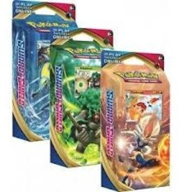Pokemon Pokemon Sword and Shield Theme Deck