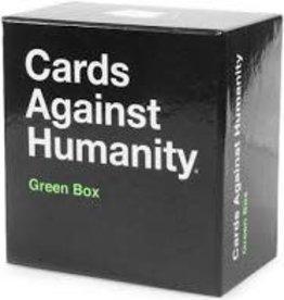Cards Against Humanity Cards Against Humanity Green Box