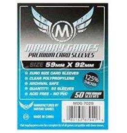 Mayday Mayday Premium Euro Card Sleeve (50)