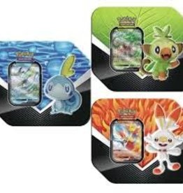 Pokemon Pokemon Galar Partners Tin