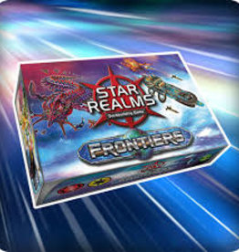 White Wizard Star Realms Frontiers